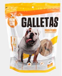 Galletas Naturales Wow Can Sabor Pollo Y Ternera 300G