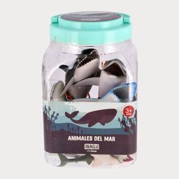 Set Animales Plastico L