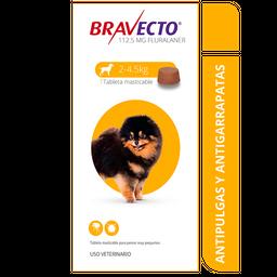 Bravecto Para Perros 2 - 4.5