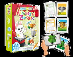 Juego Boongi App-Rende Animales Del Zoologico1 U