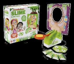 Juguete Nickelodeon Slime Face 1 U