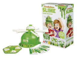 Juguete Nickelodeon Slime Soaker 1 U