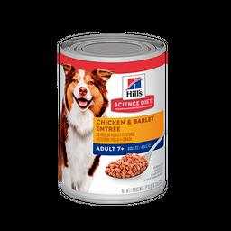 Alimento Para Perro Hills Science Diet Humedo Adulto 7+ 370 g