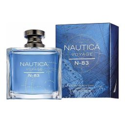 Perfume Nautica Voyage N-83 Hombre 3.4oz 100ml Fragancia N83