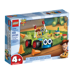Set Lego Toy Story 1 4+ 69 U