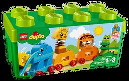 Duplo Lego Mi Primera Caja de Animalitos 1½ - 3 24 U