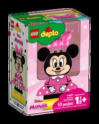 Duplo Lego Mi Primera Minnie 1½+ 10 U