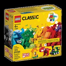 Classic Lego Ladrillos E Ideas 4+ 123 U