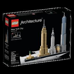 Architecture Lego Ciudad de Nueva York 12+ 289 U