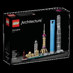 Architecture Lego Shanghai 12+ 597 U