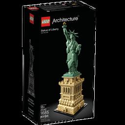 Architecture Lego Estatua de la Libertad 12+ 1685 U