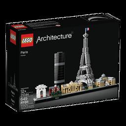 Architecture Lego Paris Lego 12+ 649 U