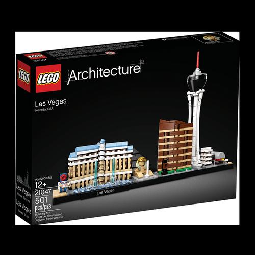 Architecture Lego Las Vegas 12+ 501 U