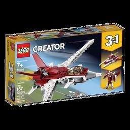 Creator Lego Jet Futurista 7+ 157 U