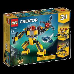 Creator Lego Robot Submarino 7+ 207 U
