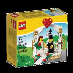 Set Lego Extended Line de Boda 7+ 132 U