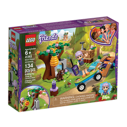 Friends Lego Aventura En El Bosque de Mia 6+ 134 U