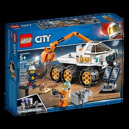 City Lego Prueba de Manejo Del Rover 5+ 202 U