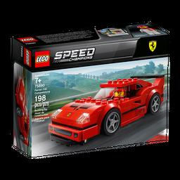 Speed Champions Lego Ferrari 7+ 198 U