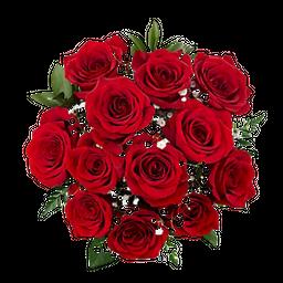 Bouquet de Rosas Amor+