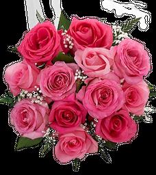Bouquet de Rosas Algodon de Azucar