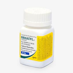 Rimadyl 25 Mg X Tableta