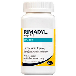 Rimadyl 100 Mg X Tableta