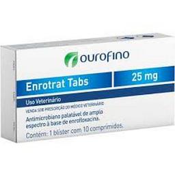 Quinotrat Tabs 25 Mg