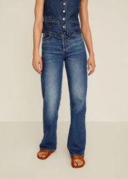 Jeans Valeria - Tejano Oscuro