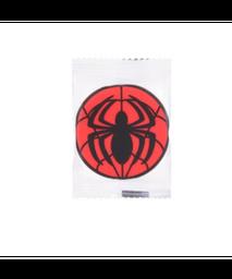 Toalla Facial Comprimida 10 Capsulas Spider Man Capitana Marvel