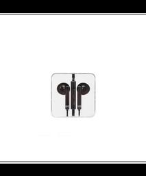 Audifonos De Cable 1318 Negro 1.1M