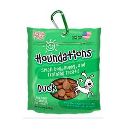 Snack Dog Houndations Duck 4 Oz