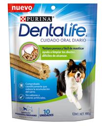 Snack Para Perro Dentalife Pequeño y Mediana Treat 198 g