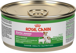 Alimento Para Perro Royal Canin Starter Mousse Lata 165 g x 3