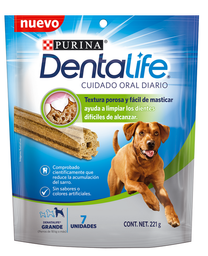Snack Para Perro Dentalife Large Treat 221 g