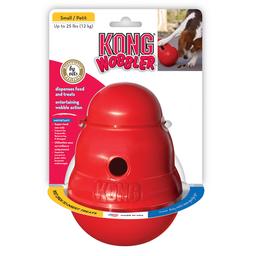 Juguete Para Perro Kong Caucho Wobbler Medium