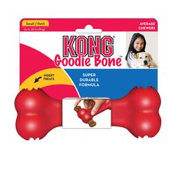 Juguete Para Perro Kong Caucho Classic Hueso Medium