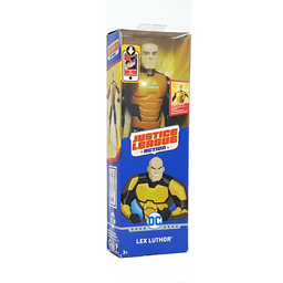 Figura de Acción DC Lex Luthor Justice League Action
