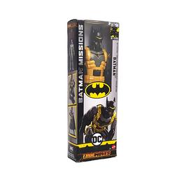 Figura de Acción DC Batman Missions