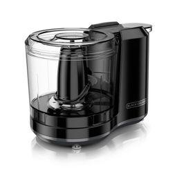 Black+Decker Picatodo Procesador Alimentos One-Touch