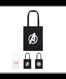 Bolsa de Compras Logo Avenger Negro - Marvel