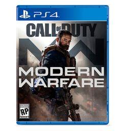 PlayStation4 CALL OF DUTY Modern Warfare