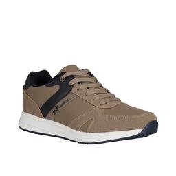 Zapatos Casuales Para Hombre 24 Walks CD9003M Café