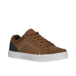 Zapatos Casuales Para Hombre 24 Walks SD7386M Café