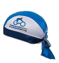Pañoleta de Ciclismo Fundación Gero