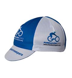 Gorra de Ciclismo Fundación Gero