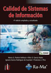Calidad de Sistemas de Información - Mario G. Piattini