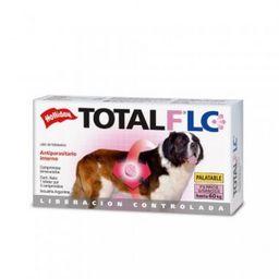 Total Flc Antiparasitario Para Perro Grande 3 Tabletas