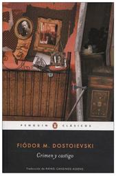 Crimen y Castigo-Dostoievski Fiódor M.