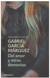 Del Amor y Otros Demonios-García Márquez Gabriel